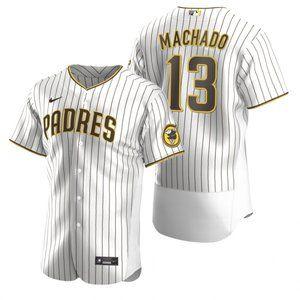 San Diego Padres Manny Machado Jersey